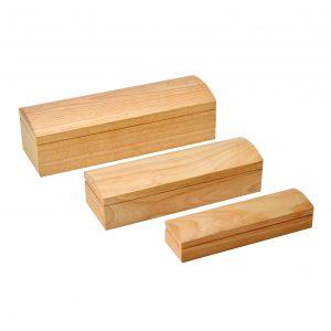 Conj.3 caixas