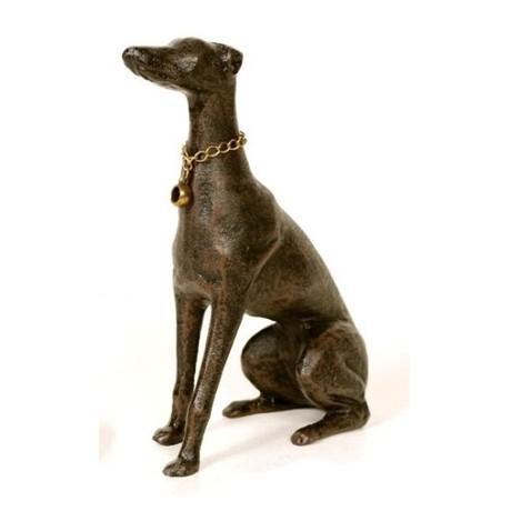 Cachorro em Ferro Fundido