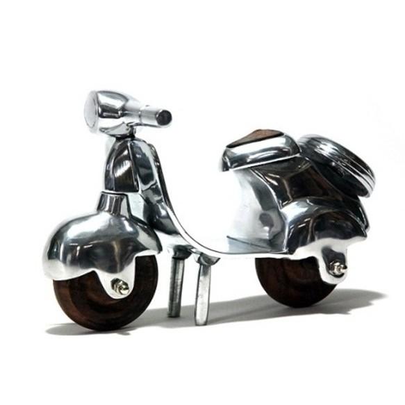 Moto em Alumínio