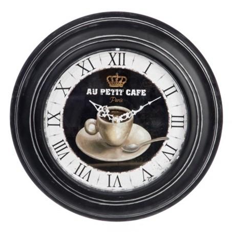 a49e258375f Relógio de parede – Alumínio pintado – Sótão de Madame