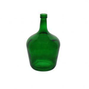 Garrafa Botelle verde