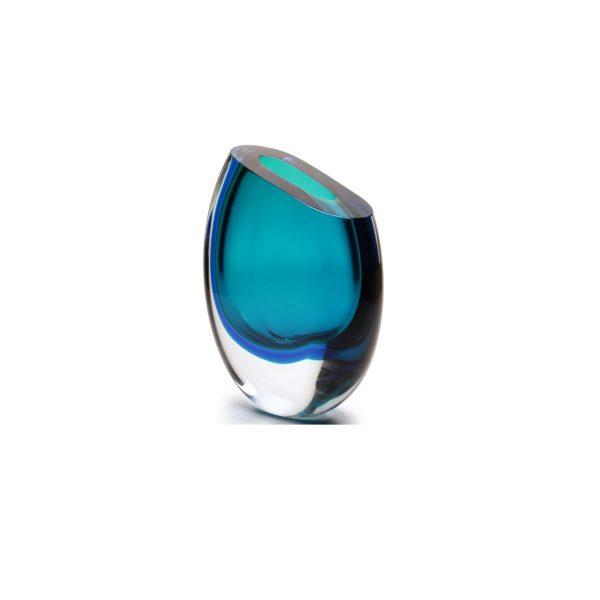 Vaso 210 MS Bicolor (azul com água marinha)²