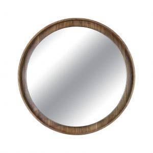 Espelho Narciso Lâmina Nogueira (2)